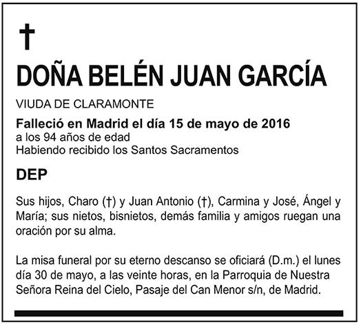 Belén Juan García