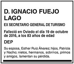 Ignacio Fuejo Lago