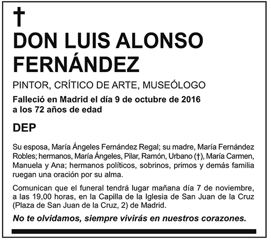 Luis Alonso Fernández