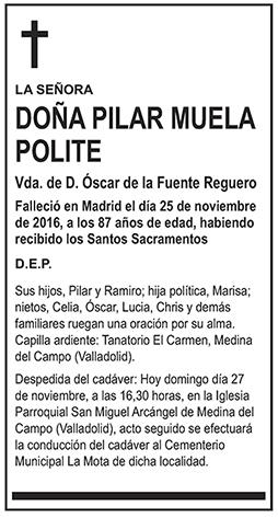 Pilar Muela Polite