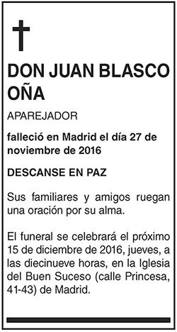 Juan Blasco Oñá