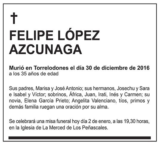 Felipe López Azcunaga
