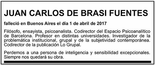 Juan Carlos de Brasi Fuentes