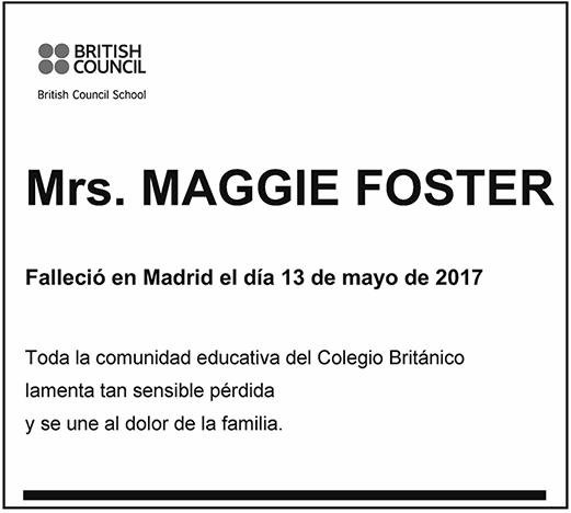 Maggie Foster